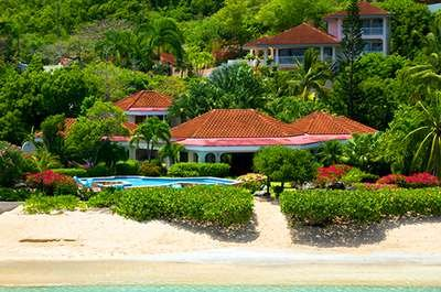 5 Bedroom Villa with Private Pool on the Edge of Mahoe Bay - Image 1 - Virgin Gorda - rentals