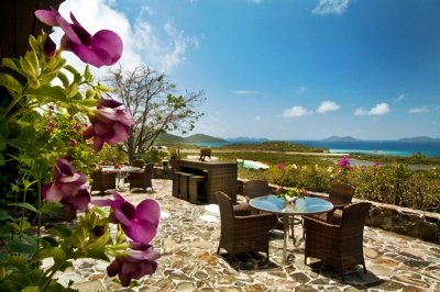 4 Bedroom Villa with Ocean View on Tortola - Image 1 - Beef Island - rentals