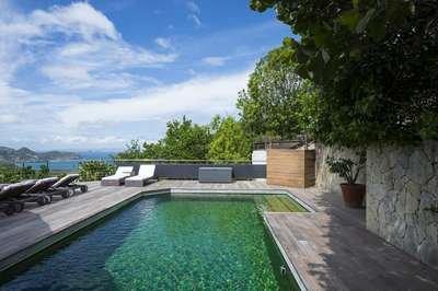 2 Bedroom Villa on the Heights of Petite Saline - Image 1 - Anse de Lorient - rentals