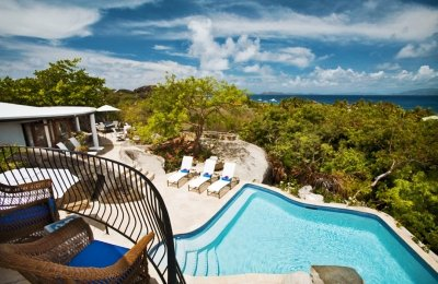Distinguished 4 Bedroom Villa with View on Virgin Gorda - Image 1 - Spanish Town - rentals