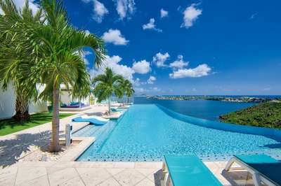 Beautiful 5 Bedroom Villa in Terres Basses - Image 1 - Saint Martin-Sint Maarten - rentals