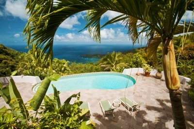 Magical 3 Bedroom House in Tortola - Image 1 - Tortola - rentals