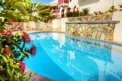 Majestic 5 Bedroom Villa with Private Terrace in the West End - Image 1 - Tortola - rentals