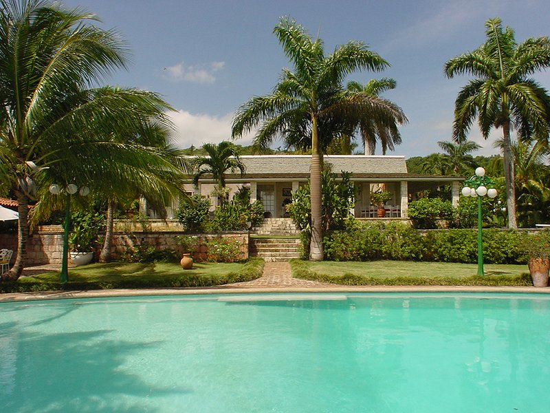 Built in the 1940's by the Duke of Marlborough, Drambuie Estate is a slice of old Jamaica... - Pleasant 5 Bedroom Villa in Montego Bay - Montego Bay - rentals