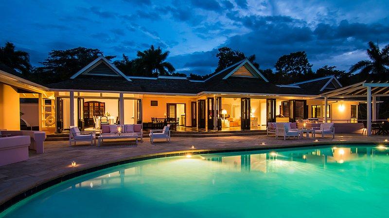 Marvelous 5 Bedroom Villa in Montego Bay - Image 1 - Montego Bay - rentals