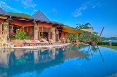 Stunning 5 Bedroom Villa in Virgin Gorda - Image 1 - Virgin Gorda - rentals