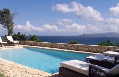 Gleaming 3 Bedroom Villa with View of the Bay in Montego Bay - Image 1 - Montego Bay - rentals
