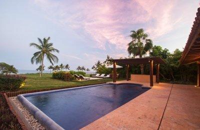 Tasteful 4 Bedroom Villa in Punta Mita - Image 1 - Punta de Mita - rentals