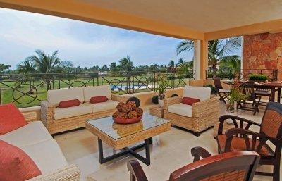 Spectacular 3 Bedroom Oceanfront Condo in Punta MIta - Image 1 - Punta de Mita - rentals