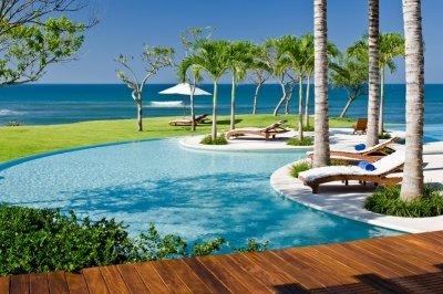 9 Bedroom Beachfront Estate with Private Pool in Punta Mita - Image 1 - Punta de Mita - rentals