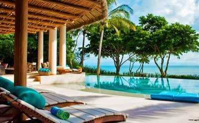 Glorious 5 Bedroom Beach Home in Punta Mita - Image 1 - Punta de Mita - rentals