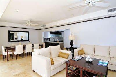 Modern 2 Bedroom Beachfront Apartment in St. James - Image 1 - Holder's Hill - rentals