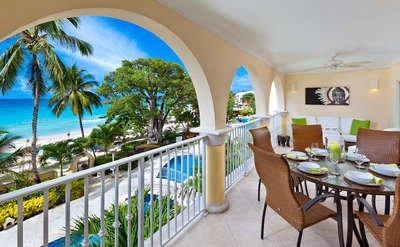 Elegant 3 Bedroom Apartment in Christ Church - Image 1 - Oistins - rentals