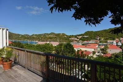 Alluring 2 Bedroom overlooking Gustavia Harbour - Image 1 - Gustavia - rentals