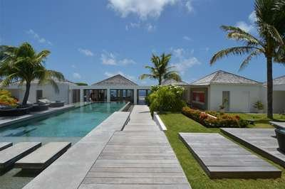6 Bedroom Villa with Access to Petit Cul de Sac Beach - Image 1 - Petit Cul de Sac - rentals