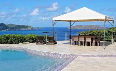2 Bedroom Villa with Private Pool & Jacuzzi in Pointe Milou - Image 1 - Pointe Milou - rentals
