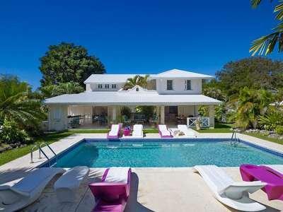 Extraordinary 4 Bedroom Villa on Gibbes Beach - Image 1 - Gibbes - rentals