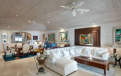 Exquisite 2 Bedroom Apartment in Paynes Bay - Image 1 - Holder's Hill - rentals