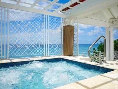 Elegant 4 Bedroom Penthouse in Paynes Bay - Image 1 - Holder's Hill - rentals