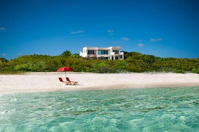 3 Bedroom Villa with Private Pool in Lovers Cove - Image 1 - Anguilla - rentals