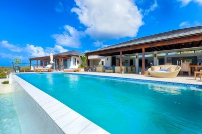 Remarkable 6 Bedroom Villa with Private Infinity Pool in Little Harbour - Image 1 - Anguilla - rentals
