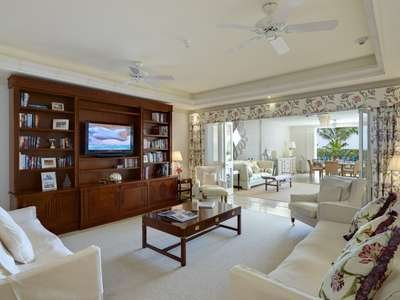 3 Bedroom Apartment with Pool in Paynes Bay - Image 1 - Holder's Hill - rentals