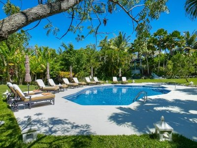 9 Bedroom Villa with Private Terrace in Sandy Lane - Image 1 - Holetown - rentals