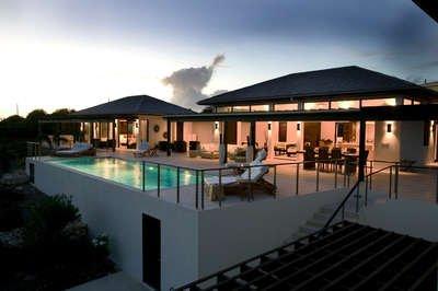 Marvelous 4 Bedroom Villa overlooking the Caribbean Sea in Little Harbour - Image 1 - Little Dix - rentals