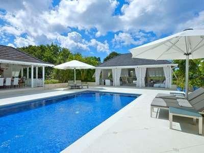 Elegant 5 Bedroom Villa in Sandy Lane - Image 1 - Holetown - rentals