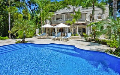 Lovely 5 Bedroom Villa on Gibbes Beach - Image 1 - Lower Carlton - rentals