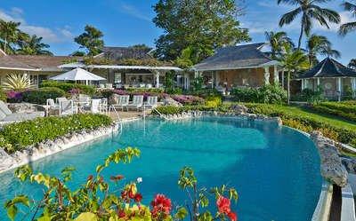 Extraordinary 5 Bedroom Villa in Sandy Lane - Image 1 - Barbados - rentals