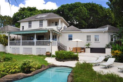 Ravishing 4 Bedroom Villa in Sandy Lane - Image 1 - Holetown - rentals