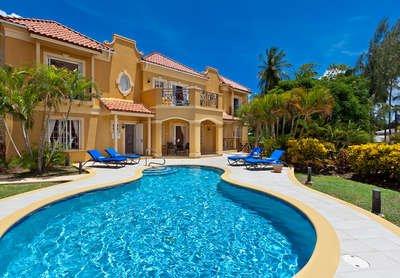 Magnificent 4 Bedroom Villa in Mullins Bay - Image 1 - Mullins - rentals