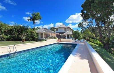 Beautiful 4 Bedroom Villa in Sandy Lane - Image 1 - Barbados - rentals
