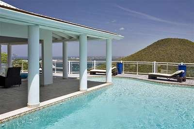 Spectacular 3 Bedroom Villa in Alomd Grove - Image 1 - Cole Bay - rentals