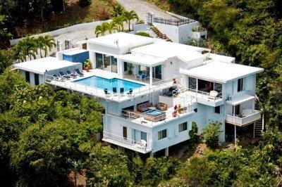 Luxurious 4 Bedroom Villa in Magens Bay - Image 1 - Magens Bay - rentals