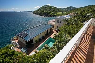 Impeccable 7 Bedroom Home on St. Thomas - Image 1 - Saint Thomas - rentals