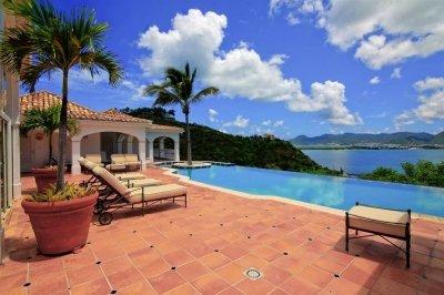 Cozy 5 Bedroom Villa in Terres Basses - Image 1 - Baie Rouge - rentals