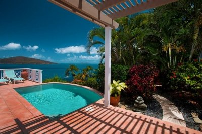 Sensational 4 Bedroom Villa in Magens Bay - Image 1 - Magens Bay - rentals