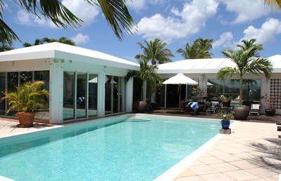 Wonderful 4 Bedroom Villa in Terres Basses - Image 1 - Saint Martin-Sint Maarten - rentals