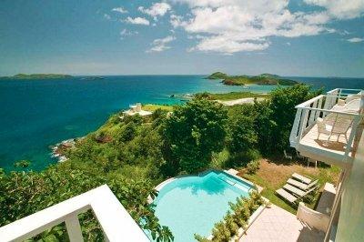 Beautiful 7 Bedroom Villa in Botany Bay - Image 1 - Saint Thomas - rentals
