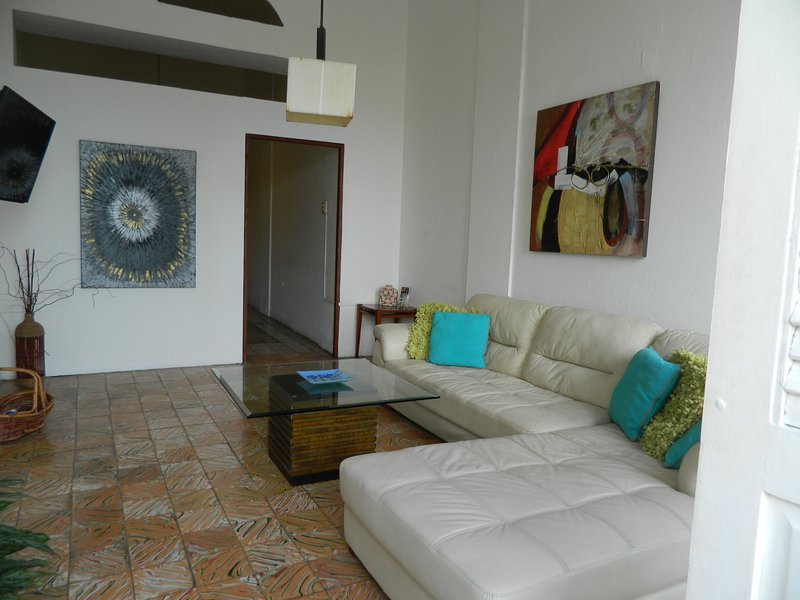 Stay in Lovely Comfortable Apt at Old San Juan - Image 1 - San Juan - rentals