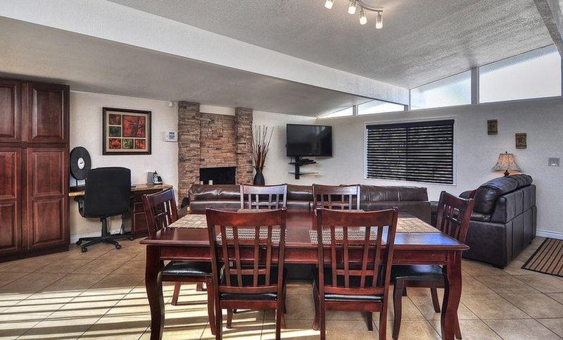 Furnished 3-Bedroom Home at W Romneya Dr & N Maple St Anaheim - Image 1 - Anaheim - rentals