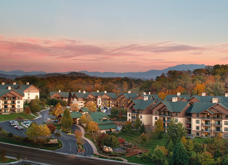 The resort is a wonderful escape from the noise of everyday life - Smoky Mountain Fun – Wyndham Smoky Mountains Resort 3-Bedroom Condo - Sevierville - rentals