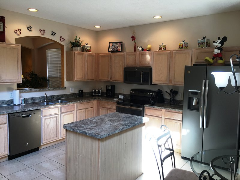 Fun, Disney Themed 7 BR home in Disney/Orlando - Image 1 - Kissimmee - rentals