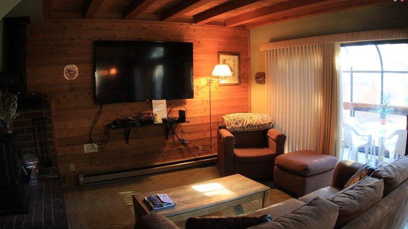 Upgraded, One Bedroom, Plus Loft, Sleeps 6 - Image 1 - Mammoth Lakes - rentals