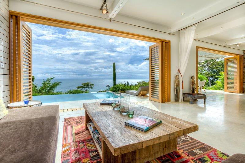 Your private get away - Villa 'Mc Queen' with breathtaking ocean view - Santa Teresa - rentals