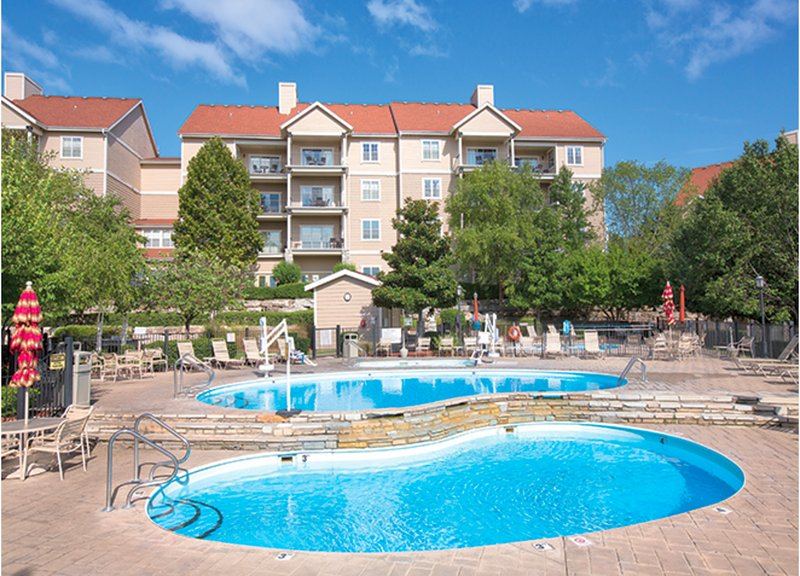 You're sure to have a wonderful stay at this family-friendly resort - Entertainment Awaits – Wyndham Branson at the Meadows 2-Bedroom Condo - Branson - rentals