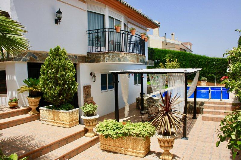 Big Villa Romana Granada, the perfect stay. WiFi&Phone Available - Image 1 - Otura - rentals