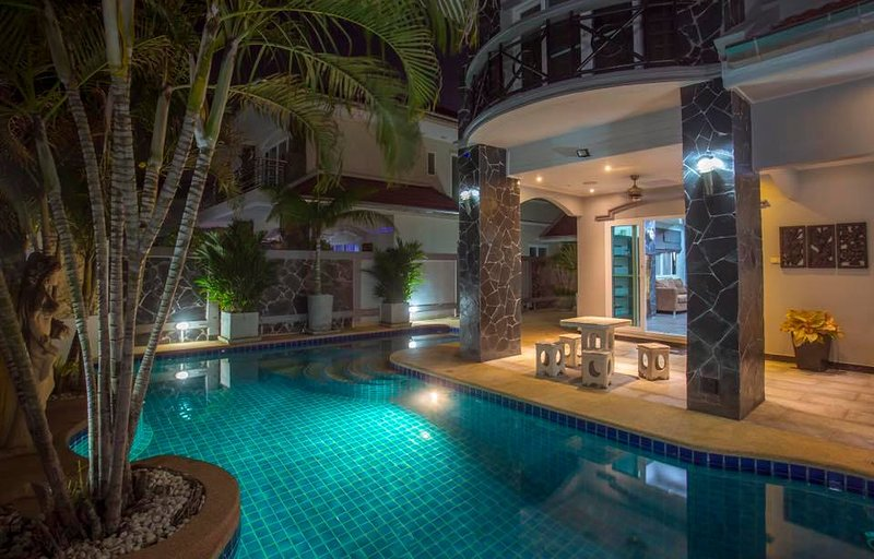 Pattaya Holiday Home with private pool - Image 1 - Pattaya - rentals
